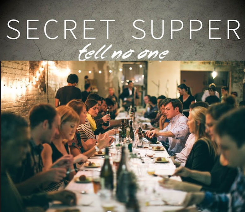 secret supper club